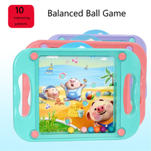 3D Balanced Ball Game Magic Intellect Maze Educational Toys For Child Hand-eye Coordination Training Interaction Toy