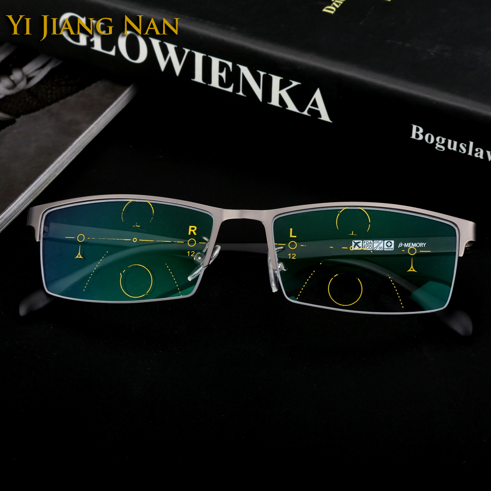 Yi Jiang Nan Brand Lectura y conducción de gafas verifocales Gafas - Accesorios para la ropa - foto 1
