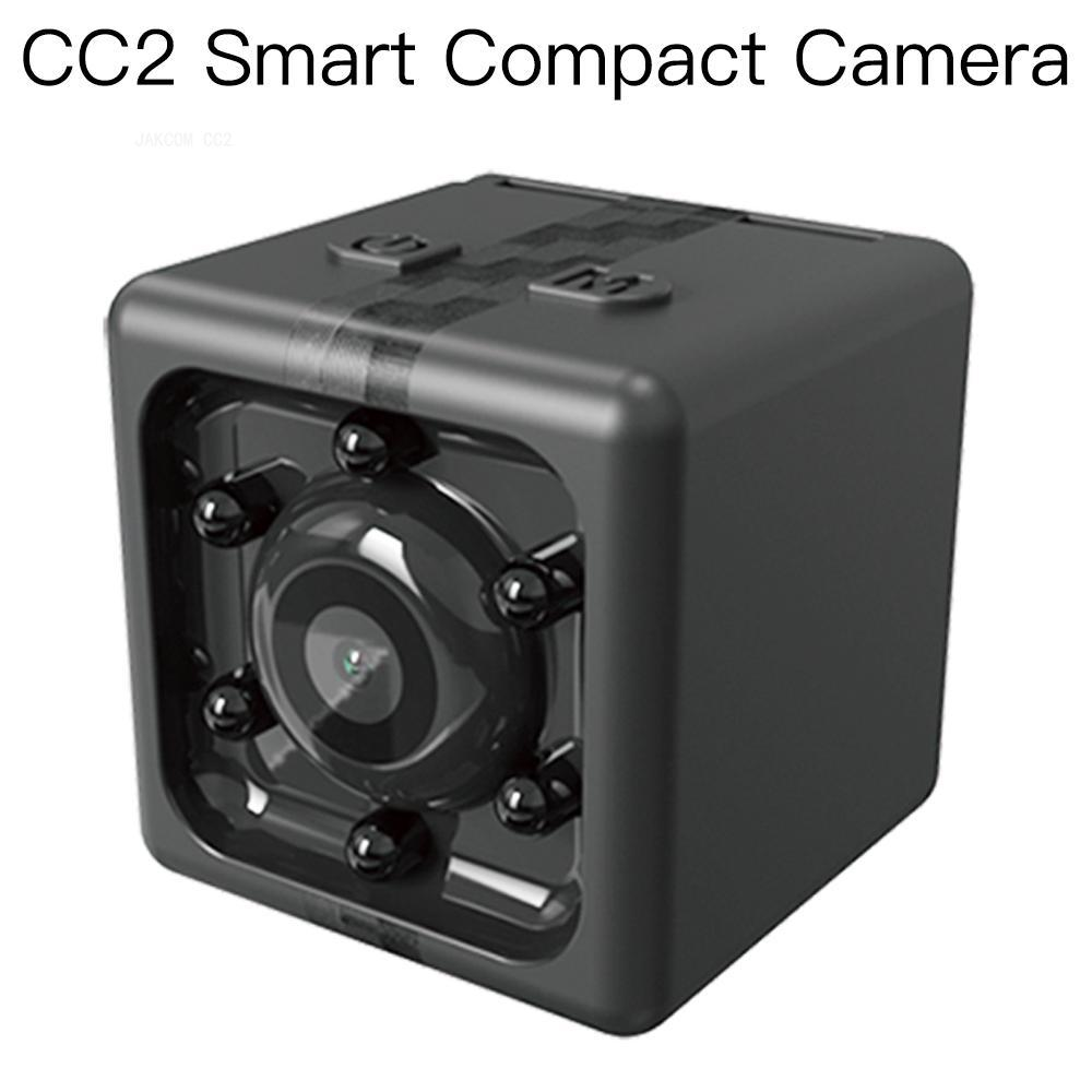 JAKCOM CC2 Smart Compact Camera Hot sale in Sports Action Video Cameras as underwater camera h9 mini camera 4k(China)