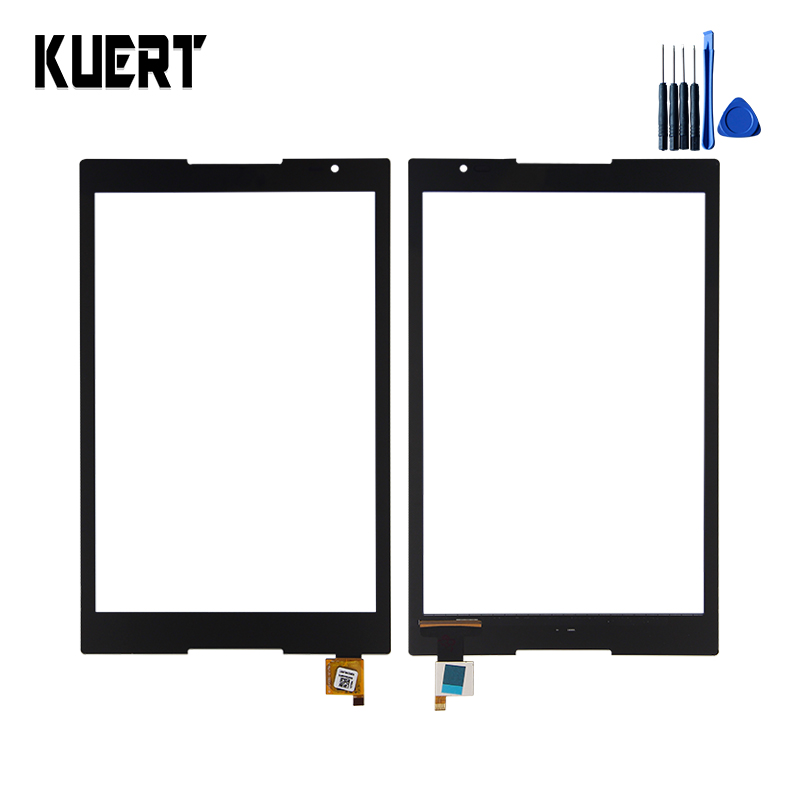 For Lenovo Tab S8 S8-50 S8-50F S8-50F S8-50L S8-50LC 8 Touch Screen Panel Digitizer Glass + Free Tools