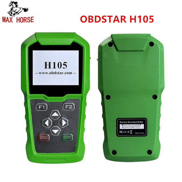 OBDSTAR H105 H-yundai for Kia Auto Key Programmer Support All Series Models Pin Code Reading