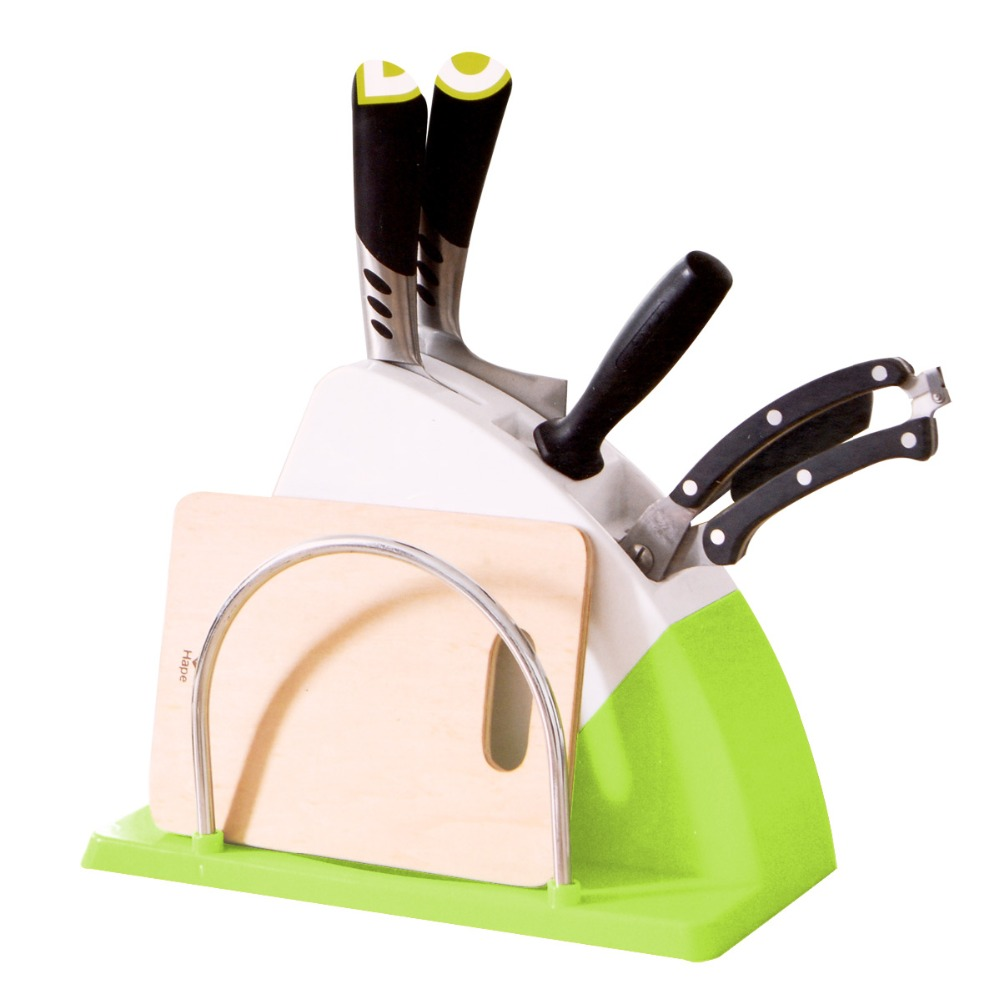 Multifunction Color Plastic Kitchen Knife Holder Universal Knife Block Stand  Under The Blades For Kitchen Knives Accessories In Blocks U0026 Roll Bags From  Home ...