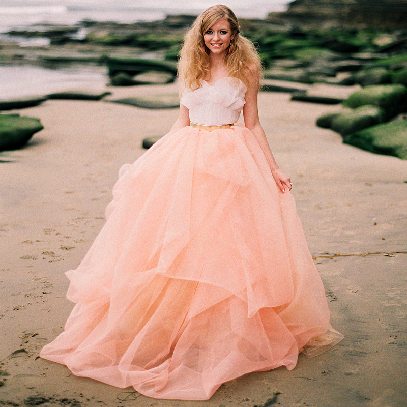 Amazing White And Pink Summer Beach Engagement Dresses Elegant Long Prom Dress Spaghetti Straps Y Evening Gown In From Weddings Events On