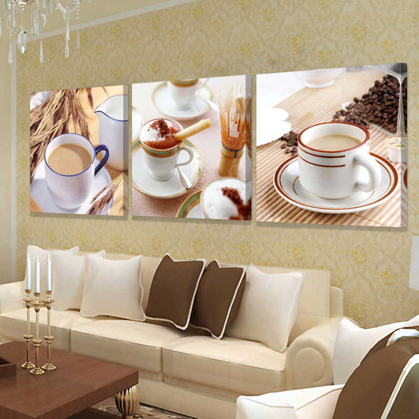 kitchen home decoration wall modular painting flower decor art canvas modern pictures for sale paint flowers kunst bilder green