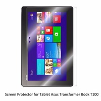 Clear LCD PET Film Anti Scratch Anti Bubble Touch Responsive Screen Protector For Tablet Asus Transformer