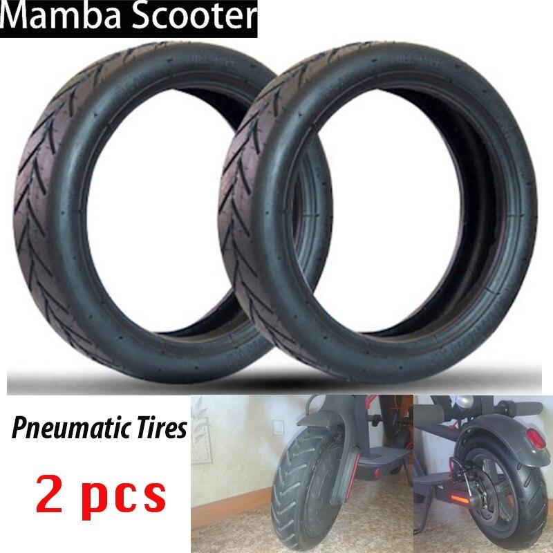 2 stücke Schläuche Pneumatische Reifen Inflation Rohr für Xiaomi Mijia M365 Elektrische Roller 8 1/2x2 verbesserte Starke Rad Vakuum Reifen