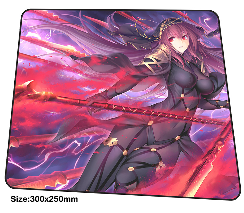 Fate Saber mouse pad 300x250mm mousepads best gaming mousepad gamer Fashion large personalized mouse pads HD pattern pc pads