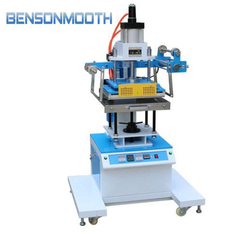 ZY 819 Q Pneumatic Stamping Machine,leather LOGO printer,pressure words machine,name card stamping machine(220V/50Hz)