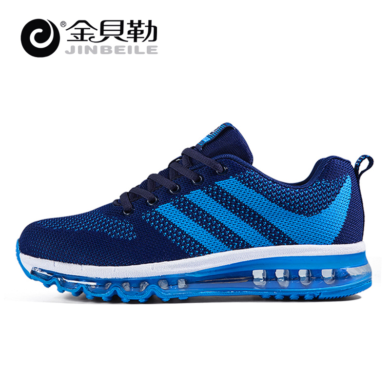 Jinbeile Running Shoes For Men Breathable Women Running Shoes Men Sports Sneakers Max Running Sneakers For Men and Women clorts women running shoes breathable running sneakers lady professional cushion running shoes automatic lace sneakers for girls