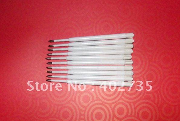 200 шт penloverefill Шариковая ручка для заправки, шариковая ручка для заправки, пластиковая ручка park jotter для заправки, 9,8 см