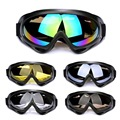 Cheaper Unisex Sports Glasses Snow Moto Glasses Snowboard Lens Eyewear Motocross Goggles Ski Goggles