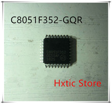 NEW 10PCS/LOT C8051F352-GQR C8051F352 C8051F352-GQ QFP32  IC