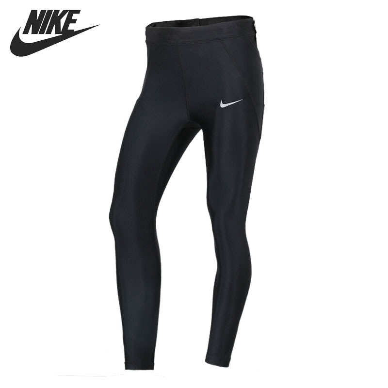 Original New Arrival 2018 NIKE SPEED TGHT 7_8 Women's Pants Sportswear original new arrival 2018 nike pwr epic lx tght mesh women s pants sportswear