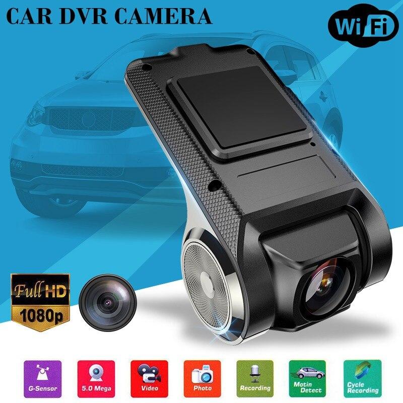 VicTsing 1080P Car DVR Camera Video Recorder WiFi ADAS G-sensor Recorder Android Auto Digital Video Recorder Dash Cam Full HD (17)