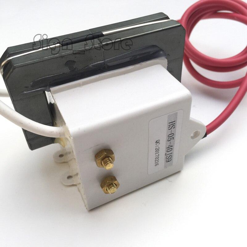 High Voltage Flyback Transformer For CO2 Laser Power Supply PSU MYJG-40W 50W K40 Laser Engraving Cutting Machine 3020 3030