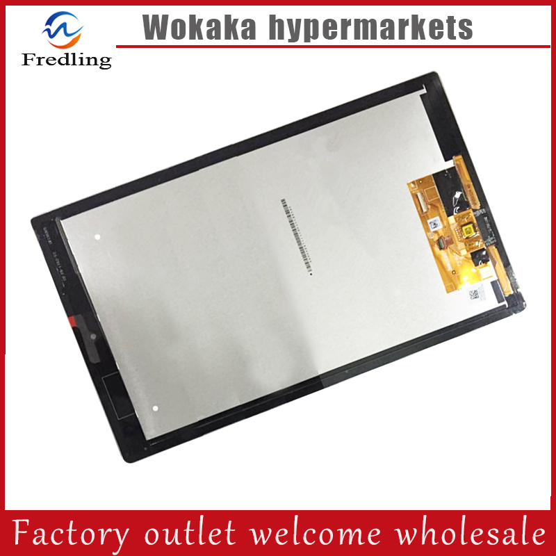 New 8 Inch LCD DIsplay Panel Touch Screen Digitizer Assembly For AMAZON Kindle Fire HD8 HD 8 Free Shipping black new original lcd display touch screen digitizer replacement assembly with tools for htc desire 500 free shipping