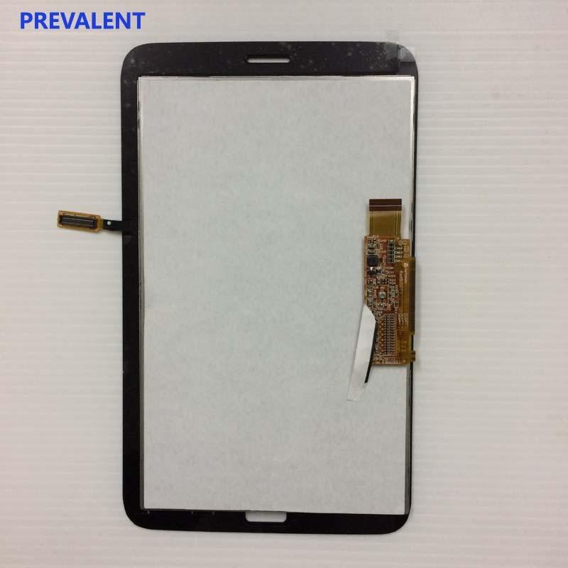 Для Samsung Galaxy Tab 3 Lite 7.0 дюймов sm-t111 T111 Сенсорный экран планшета Сенсор Стекло + ЖК-дисплей Дисплей Панель Мониторы сборки