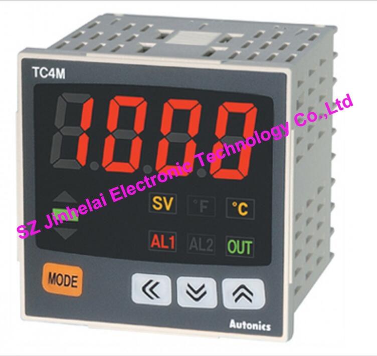 TC4M-N4N  New and original   AUTONICS 100-240VAC Temperature controller autonics temperature controller tc4m 14r new