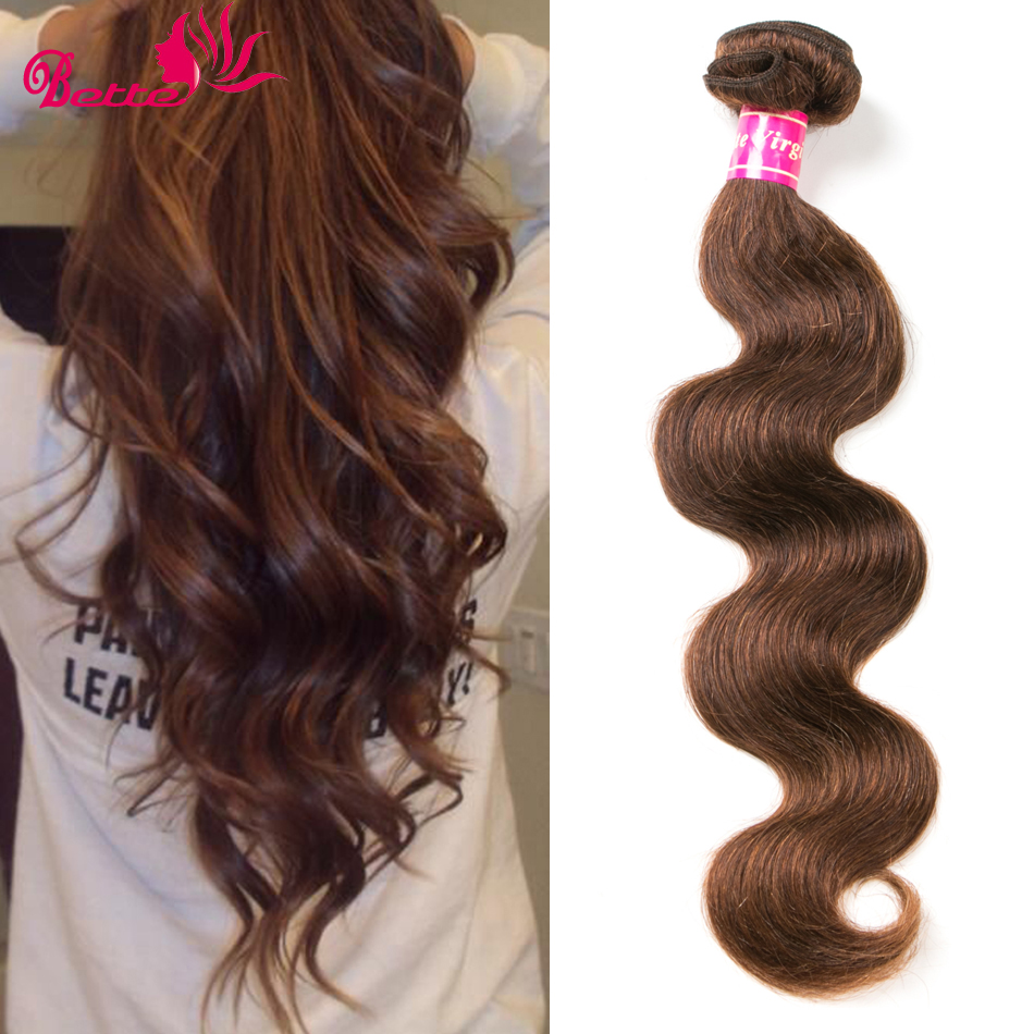 7a Peruvian Virgin Hair Body Wave 3 Bundle Deals Unprocessed Peruvian Body Wave Light Brown Wet And Wavy Human Hair Extension