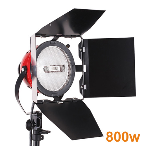 Inno new photo studio Red Head Continuous Light 800w for Studio Lighting Video DSLR/SLR Camera high quality free shipping PAVL1A ashanks 800w studio video red head light with dimmer continuous lighting bulb free shipping
