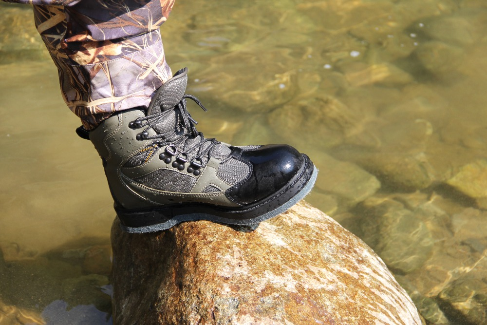 Buy Breathable Fishing Wading Shoes With