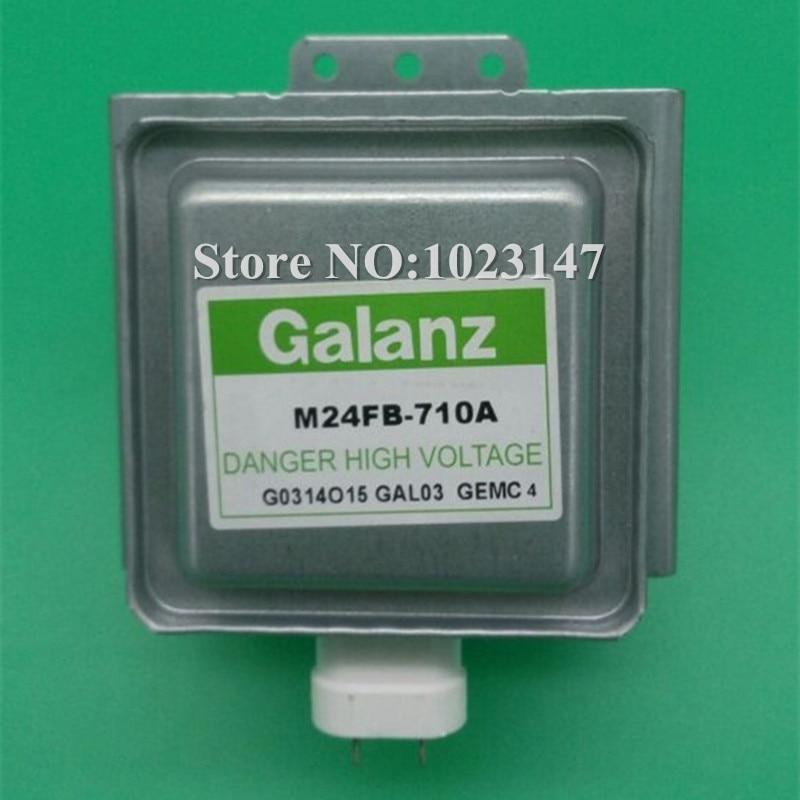 Micro ondes Four Pièces Magnétron M24FB 710A remplacement pour Galanz Micro ondes Four Accessoires dans Pièces de four à micro-ondes de Appareils ménagers