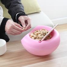 Dried fruit plate storage box – Snacks Nut fruit dish – tray organizer – bowl box food container