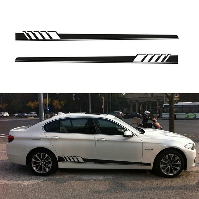 2x decaoration 3d car styling sticker funny vinyl car door body window car styling accessories