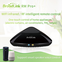 Broadlink Smart Home Original RMPro Work for Alexa Google Home RF 433MHz WiFi+IR+RF+4G Wireless Automation APP Remote Control