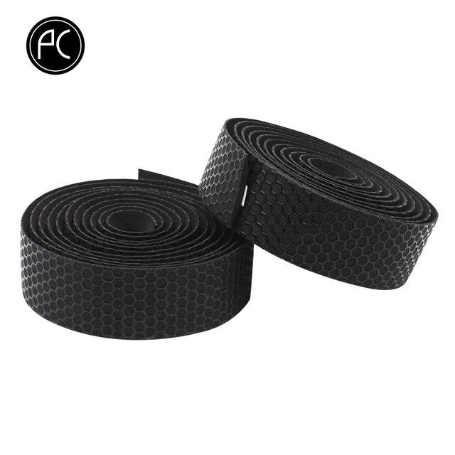 PCycling Bicycle Handlebar Tape Road Bike Handlebar Non-slip Sweat-absorbent Bike Belt Honeycomb Pattern Cycling Accessories 5