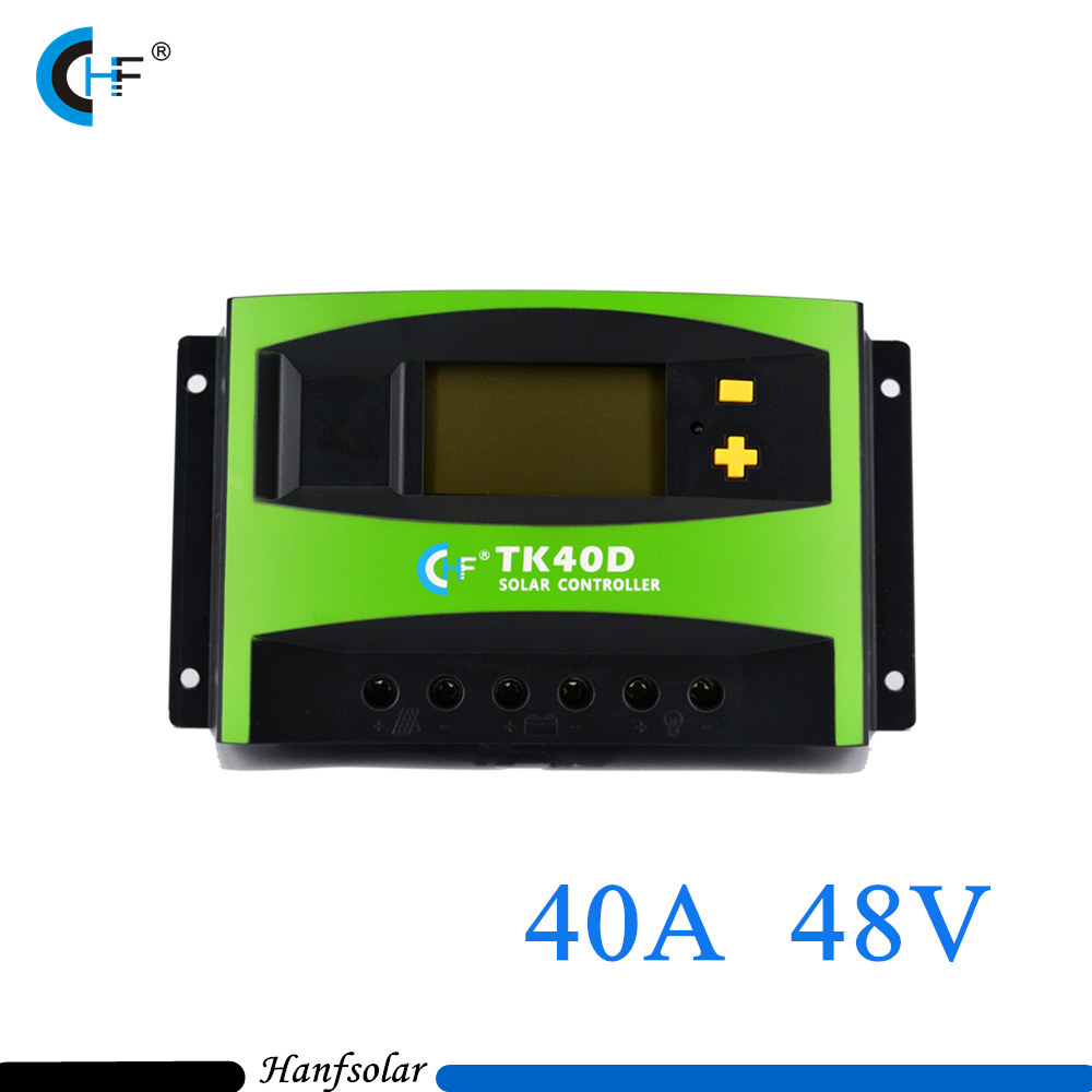 2kW 40A 48V  LCD Display Solar Charge Controller PWM Charge Controller used solar  for Home Indoor Solar Panel System 40 e100c power panel 40 p232c0 pwg1xg 08 pw232c0 pw200aa used disassemble