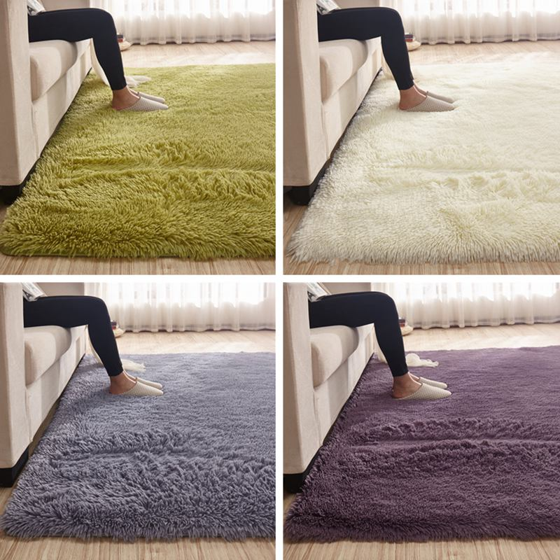 Thicken Large Rug Of Living Room Area Rug Plush Carpet For