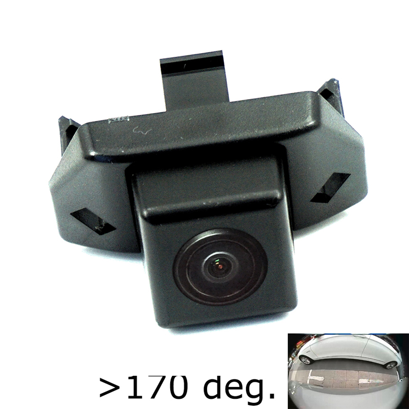 Appr.180deg CCD Car Front View Camera For Chevrolet Malibu Front Parking Camera Night Vision Waterproof Wide Angle