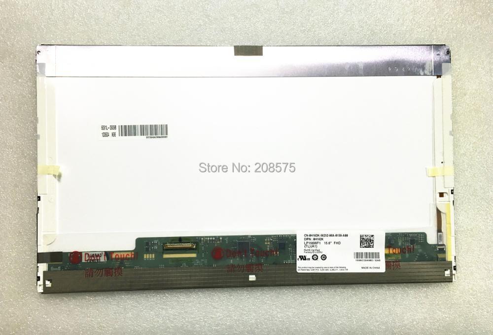 Free Shipping LP156WF1 TLA1 LP156WF1 TLB2 B156HTN01.0 LTN156HT02 B156HW01 V.0 B156HW02 V.5 Laptop Lcd Screen 1920*1080 40 pins vga lcd contoller board kit for lcd desktop monitor diy a monitorb156hw01 v 0 b156hw01 v 4 b156hw01 v 7 lp156wf1 n156hge l11