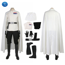 MANLUYUNXIAO Orson Krennic Cosplay Halloween Costume For Men Adult Rogue One: A Star Wars Story Outfit Custom Made Free Shipping