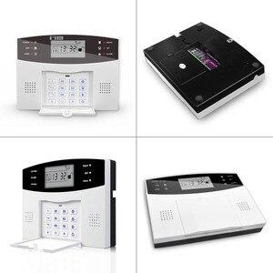 Image 5 - נוח מקלדת M2B אלחוטי GSM מערכת אזעקה, LCD מסך, עבור בית פורץ מערכת אזעקה, חיישן גלאי אזעקה