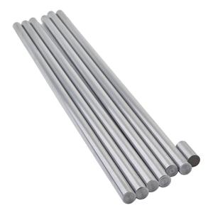 Image 2 - 7 adet/grup lineer ray Prusa i3 OD 8mm pürüzsüz çubuklar lineer mil optik eksen krom kaplama 20mm 320mm 350mm 370mm 3D yazıcı parçası