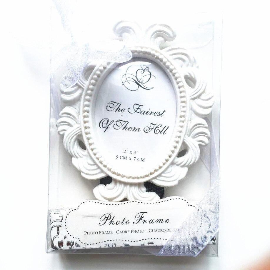El barroco temática oval Marcos Blanco/negro foto Marcos s regalo de ...