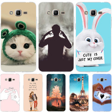 For Samsung Galaxy J2 Prime Case Silicone Ultra Thin Cover Aninal For Case Samsung J2 Prime J2prime G532F SM-G532F Phone Cases цена и фото