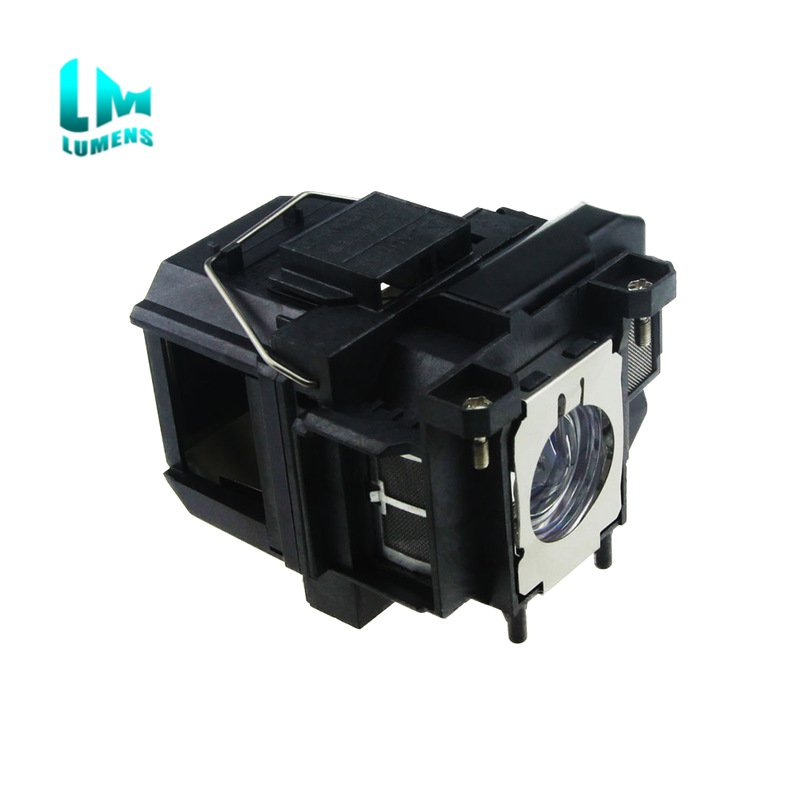 Projector lamp for ELPLP67 V13H010L67 for Epson h430a EB-X02 EB-S02 EB-W02 EB-W12 EB-X12 EB-S12 S12 EB-X11 EB-X14 EB-W16 original projector lcd panel group h385 55t for eb c1010x c2040xn eb 900 c240x c30xh c30x sell by whole set