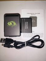 2015 Gaga Deal Mini Waterproof GPS Tracker TK102B For Car Kids Pets And Elderly With Long