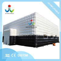 2018 Inflatable party tent with sewing technology for sale,inflatable marquee for event