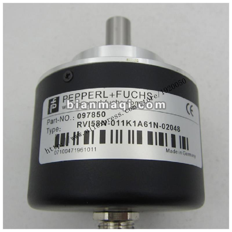 Supply Of  RVI58N-011K1A61N-02048 Fuchs Rotary Encoder 2048 Line