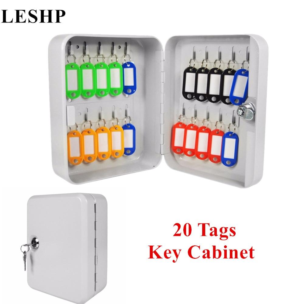 20 теги Fobs настенный запираемый безопасности шкаф металлический ключ Сейф для хранения собственности Управление компании Офис ...