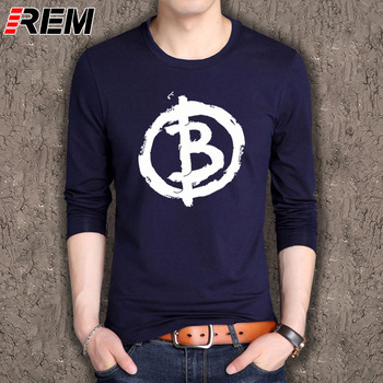 Bitcoin Anarchist Long Sleeve T Shirts