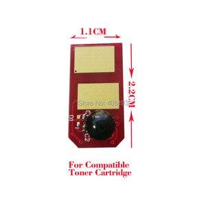 Image 5 - 4x Mực Chip Cho OKI C332 C332dn MC363 MC363dn C332 DN MC363 DN Hộp Mực Đặt Lại Chip Phiên Bản EUR