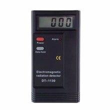 LCD Digital Detector de Radiación Electromagnética EMF Meter Dosímetro Tester Contador w/Sensor de Radiación Electromagnética