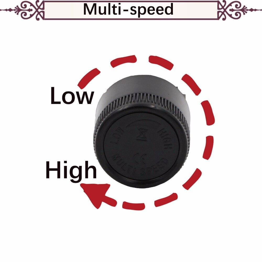 Multi-speed