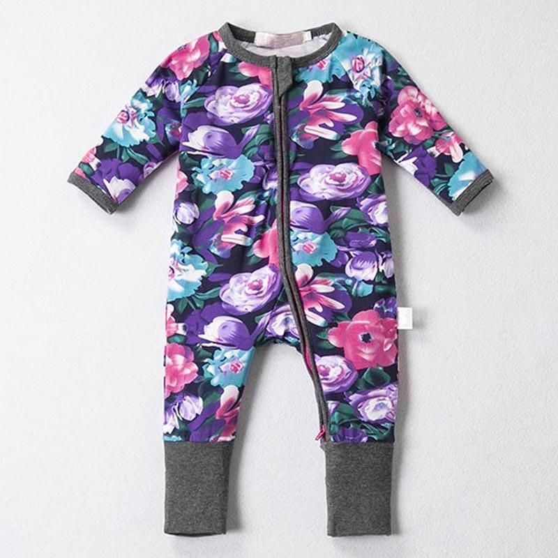 7bf3958160f UVKKC Νεογέννητο μωρό μπλούζες Αγόρια Κορίτσια Ρούχα μακρύ μανίκι ...