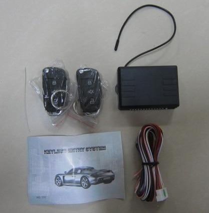 Remote Control Keyless Entry Car Alarm Security  System Karachi